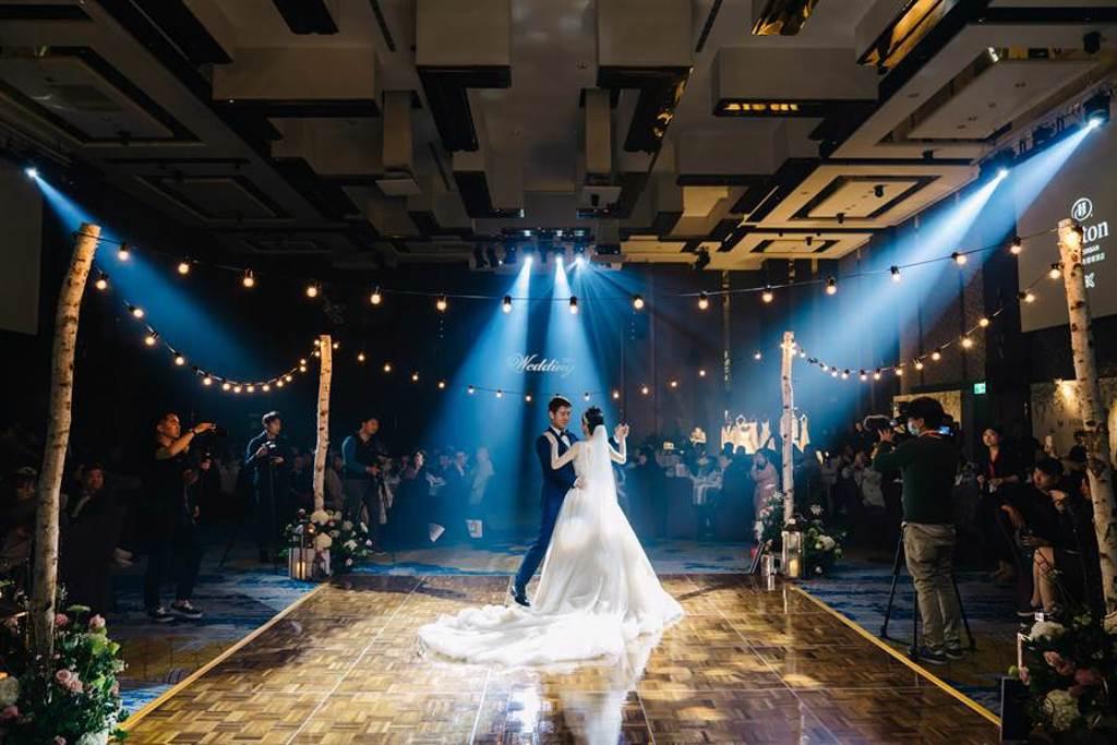 台北新板希爾頓酒店將於9月5日舉辦「希手盛夏.愛」婚禮體驗日。(台北新板希爾頓酒店提供)