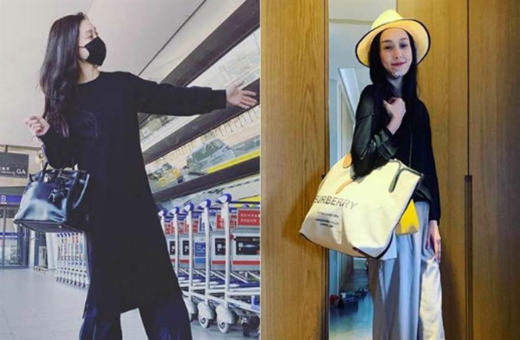 范瑋琪表示唱歌不能大富大貴,遭網友酸嗆這樣夫妻倆優渥的生活及高知名度哪裡來的。(取材自范瑋琪IG)