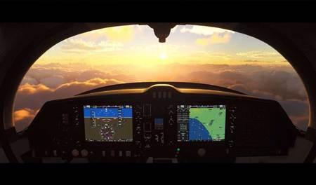 偽出國不夠看 微軟新版《模擬飛行》帶你全球飛透透