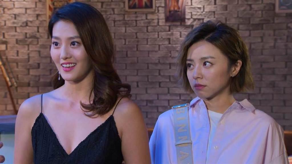 顏曉筠挑戰演出八點檔《多情城市》飾演王瞳妹妹。(民視提供)