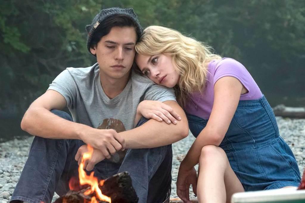 寇爾和莉莉因合作《河谷鎮》結緣。(圖/達志)