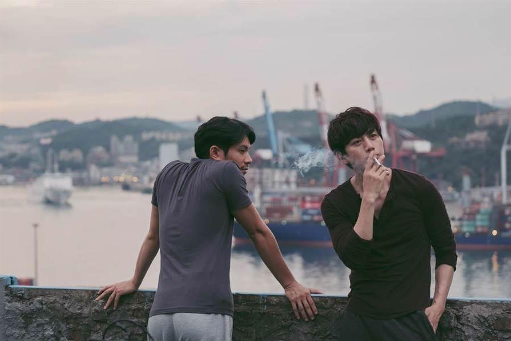 莫子儀與姚淳耀在《親愛的房客》中有一段情。(牽猴子提供)