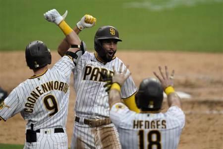 MLB》滿貫教士來了!連4場滿貫炮創百年紀錄