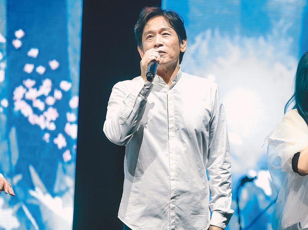 殷正洋曾3度拿下「金曲歌王」寶座,也是民歌演唱會的常客。(資料照片)