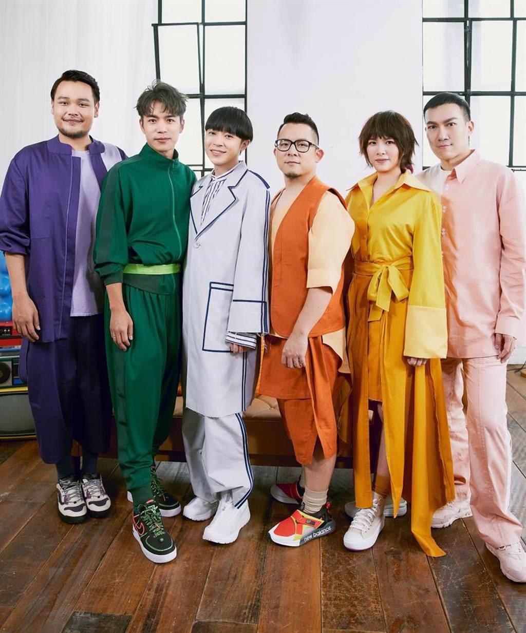 魚丁糸將於8月25日七夕情人節晚上直播演唱會。(環球音樂提供)