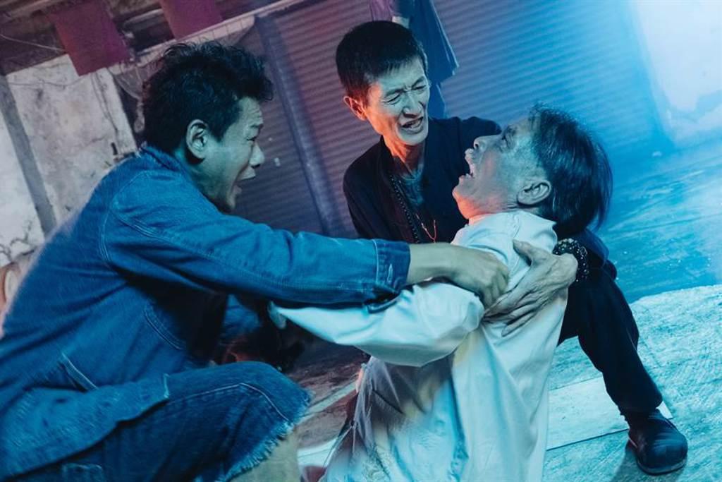 資深演員陳博正在劇情恐怖國片《馗降:粽邪2》中,飾演沒有代天命,卻喜歡幫人辦事的法師。(照片/華影國際 提供)