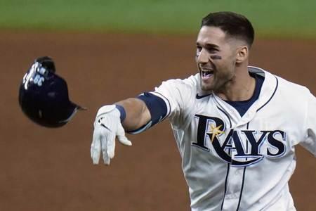 MLB》光芒也陷傷兵困境 延長賽擒藍鳥保王座