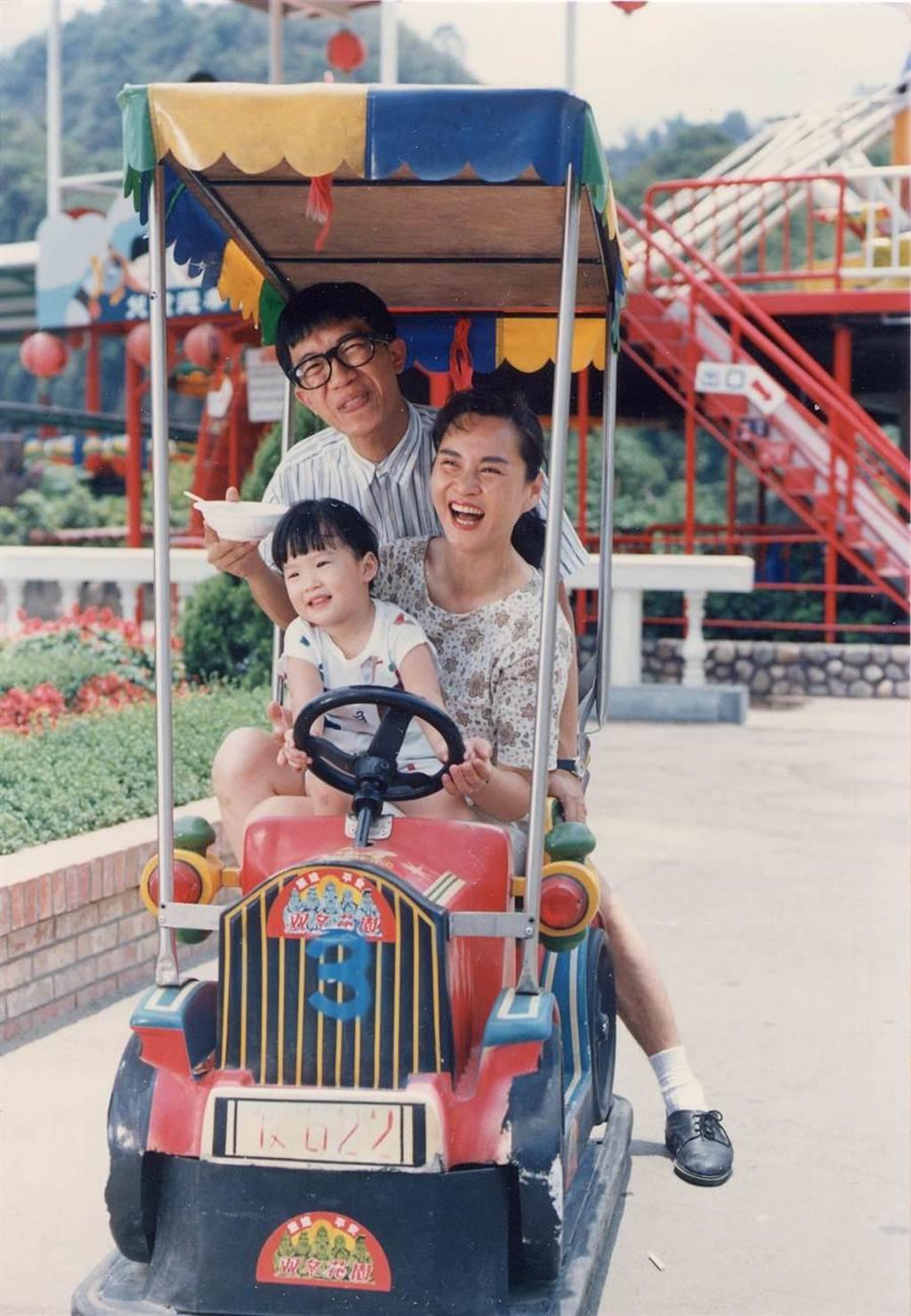 夏玲玲和曹啟泰結婚,受到不少人嘲諷。(圖/中時資料照)