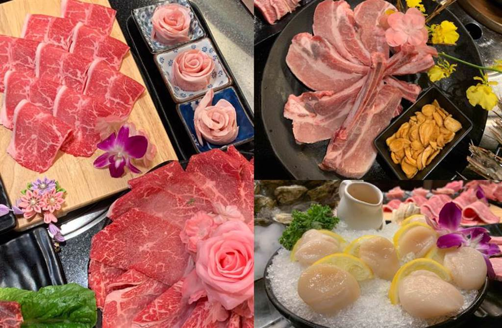情人節必衝「東石生蠔」無限量吃到飽 加碼金莎醬佐北海道大干貝(圖/楊婕安攝)