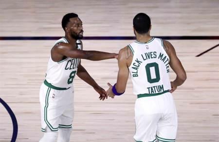 NBA》率先拜拜!塞爾提克4連勝橫掃七六人