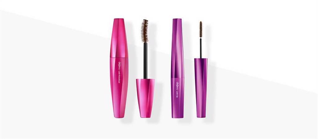 dejavu即將於8月27日販售二款棕色限定睫毛膏。(圖/品牌提供)