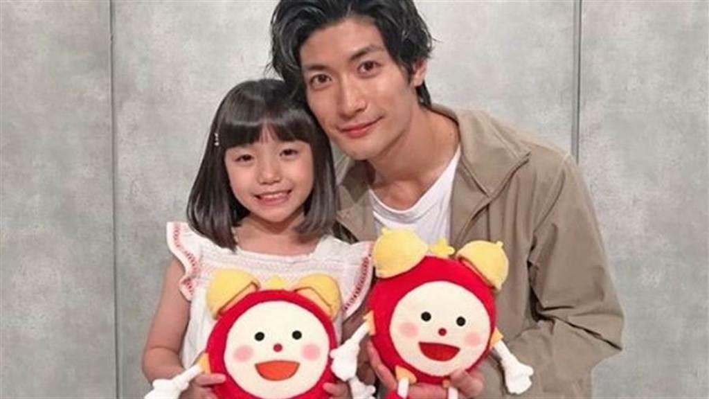 三浦春馬死後1個月「9歲女兒」發聲痛喊:想再被你抱(圖/IG@kurumi_inagaki)