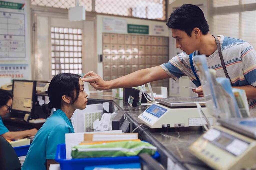 大霈、劉冠廷演出陳玉勳新片《消失的情人節》。(牽猴子提供)
