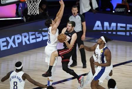 NBA》吉米巴特勒受傷 熱火仍橫掃溜馬晉級