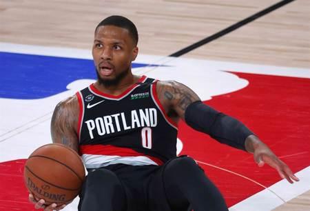 NBA》拓荒者完了! 利拉德受傷缺席與湖人第五戰
