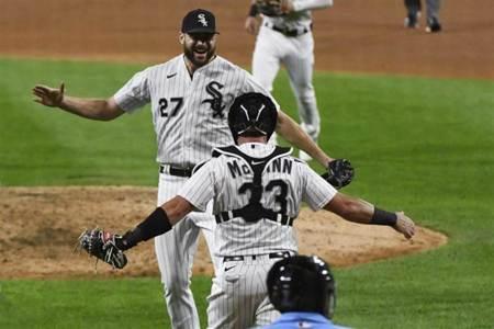 MLB》吉歐力托投出今年首場「無安打比賽」