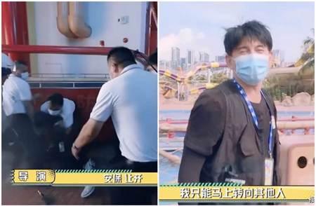 吳奇隆錄影當眾遭6保全狠壓在地 場面尷尬 開腔洩真實心聲