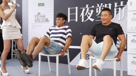江宏恩甩肉「肥龍變飛龍」 體力贏過23歲小鮮肉