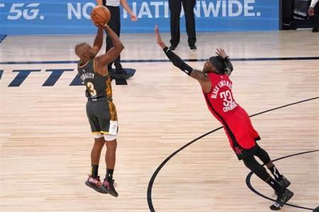 NBA》保羅關鍵三分球 雷霆逆襲火箭扳平系列賽