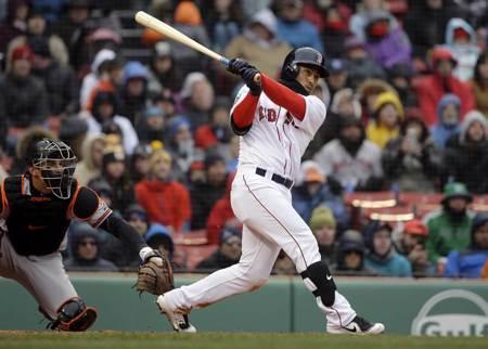 MLB》林子偉先發守左外野 敲安打並得分