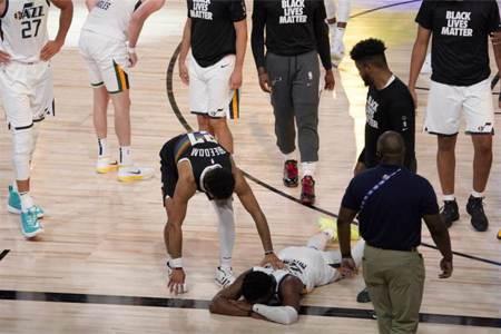 NBA》悲劇英雄米契爾 三紀錄史上第一也沒用