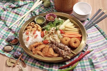 米其林1星「伊善美食」 泰國東北料理9月底微風北車展店