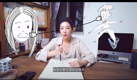 獨/林哲熹模特兒女友跨足當Youtuber 替她剪片加喊「分享」