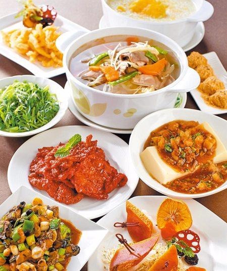 台北福華呷台菜豪氣送龍蝦