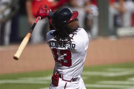 MLB》小阿庫尼亞17支首打席全壘打 平隊史紀錄