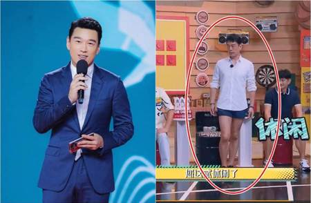 赴陸拍戲片酬風光破億 王耀慶驚穿超短褲露腿根 網看傻:內褲?