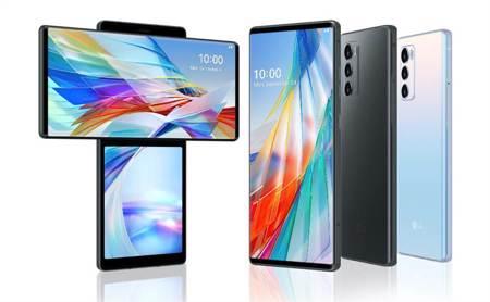 轉出第二螢幕 LG WING正式發表為智慧型手機找到新型態