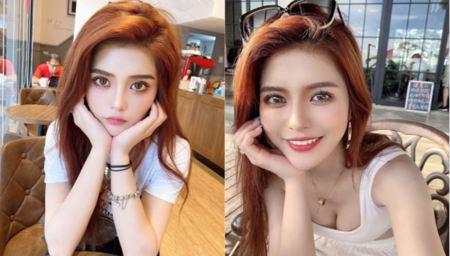 百變眼妝的台灣女孩「湘媛」不只眼睛、睫毛漂亮 連身材都迷人的不像話