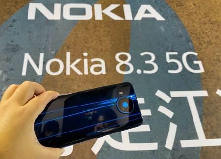 Nokia 8.3 5G 10/15上市 國民機Nokia 3.4同台發表