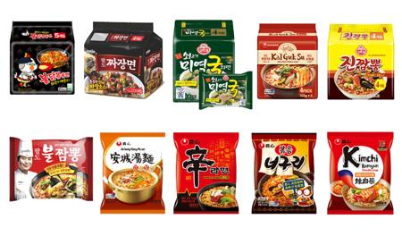 只知道辛拉麵實在太弱!必吃韓國人氣泡麵 TOP10