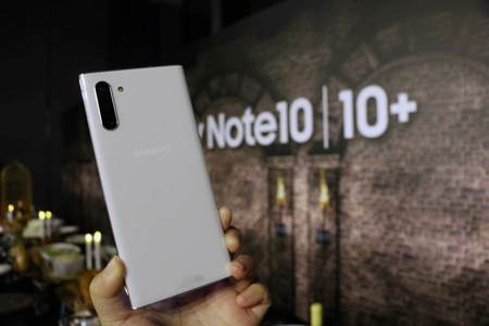 接棒S20系列 三星Galaxy Note10系列可升級OneUI 2.5