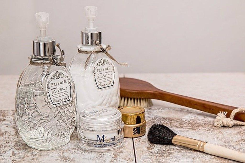 乳液保濕很重要。(圖片來源:免費圖庫pixabay)