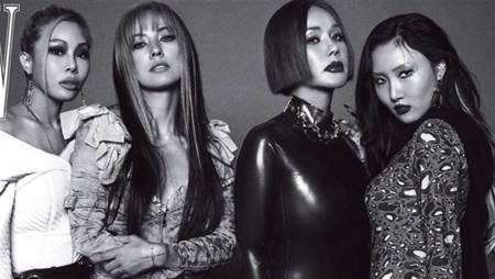 火辣女團「退貨遠征隊」性感登封  霸氣馬甲裙秀超狂曲線