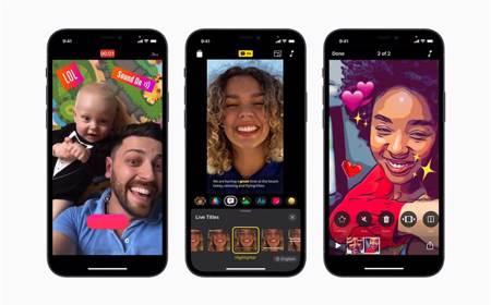 蘋果Clips發表3.0版 支援豎屏拍攝與iPhone 12 HDR影片