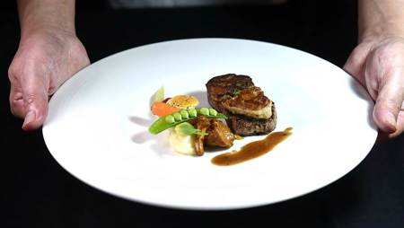 獨》有些味道忘不掉!海峽會Salle dAntoine安東法式料理經典再現