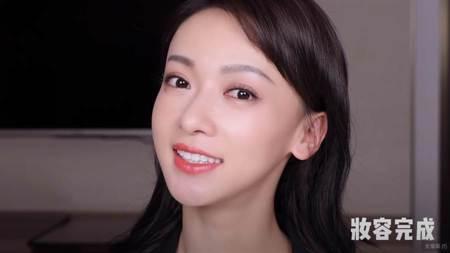 章子怡化妝師用相同產品畫吳謹言和素人 網友驚嘆妝後差異