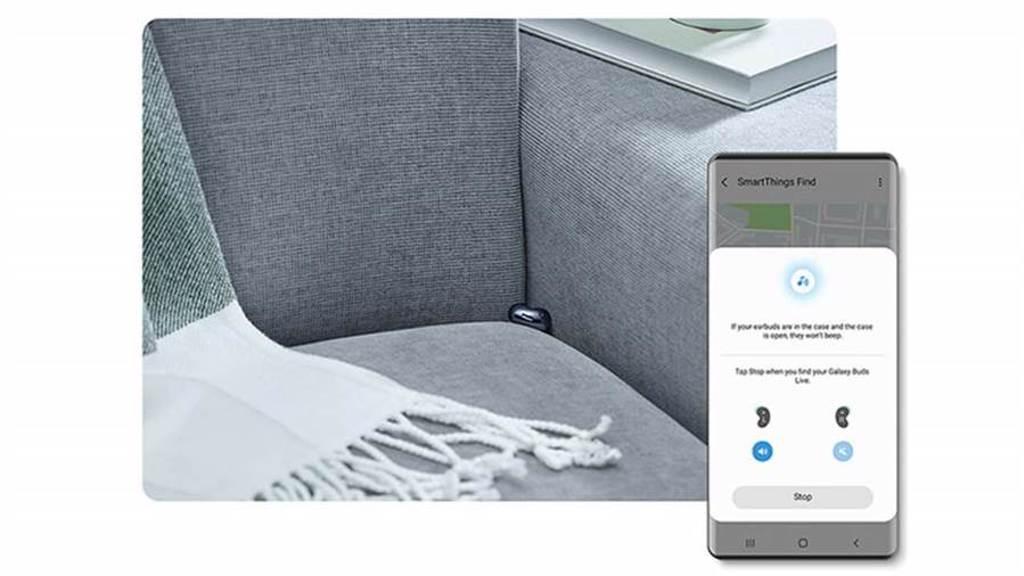 三星SmartThings Find功能可貼心幫你找Galaxy裝置。(摘自三星官網)