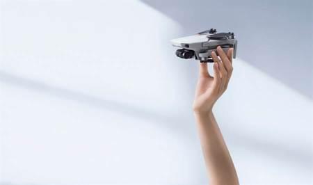 小型空拍機DJI Mini 2發表 僅249公克航拍性能全面提升