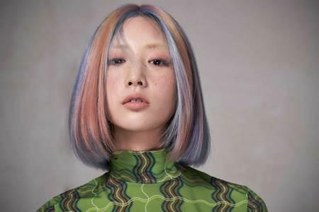耳圈染再進化 2021年趨勢髮色造型 挑染持續熱議