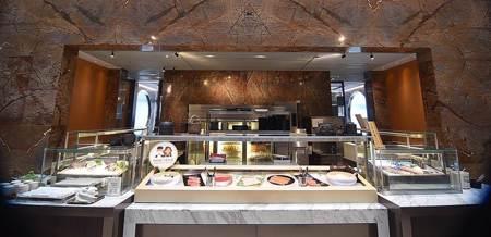 獨〉吃到飽也能吃到「寶」台北喜來登Buffet 十二廚換裝升級