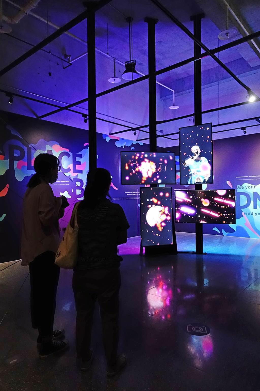 舊振南漢餅文化館常設展目前正推出130周年特展,《圓》餅與喜事的情感連結。(攝影/曾信耀)