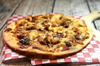 獨〉哈台味披薩先鋒 Alleycats 又推出氣炸Pizza