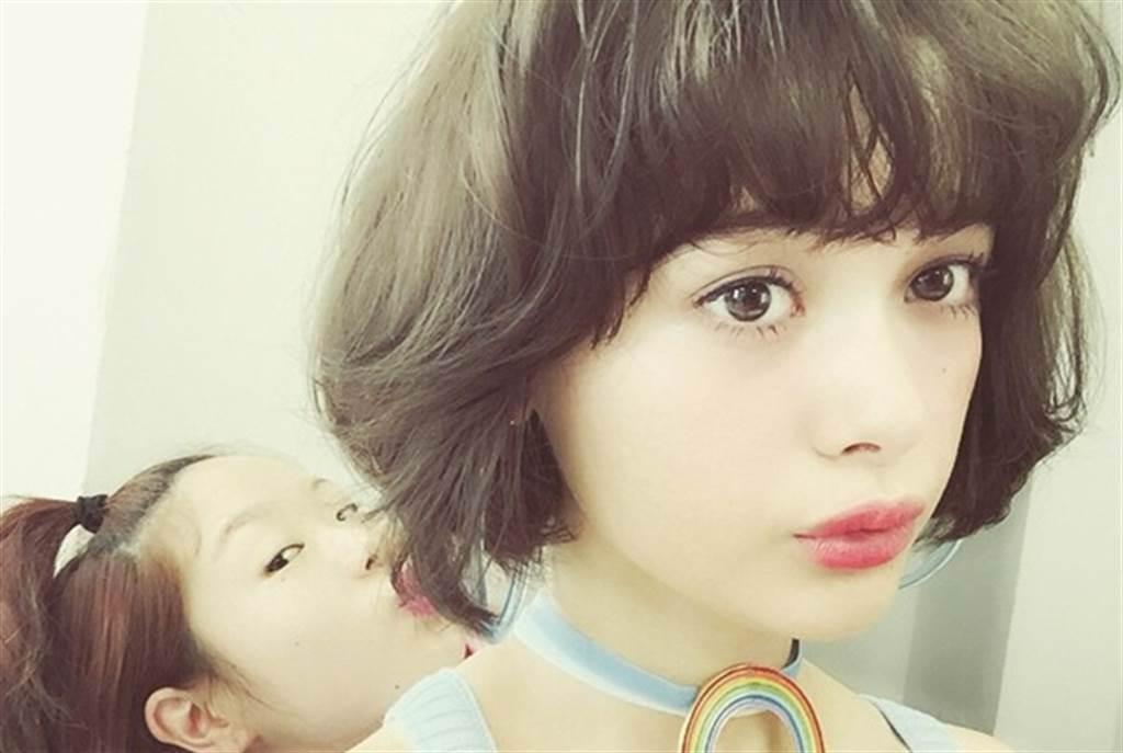 日本女星玉城Tina。(取自玉城Tina IG)