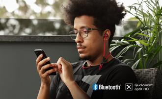 電競品牌HyperX推出Cloud Buds無線藍牙頸掛式耳機