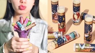 美國天然潤唇膏繽紛登台 星座系列全新上市迎聖誕