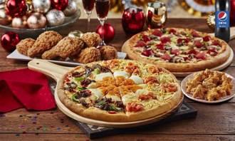 達美樂「黃金龍蝦牛肉披薩」開賣 另推三倍券好禮4選1活動